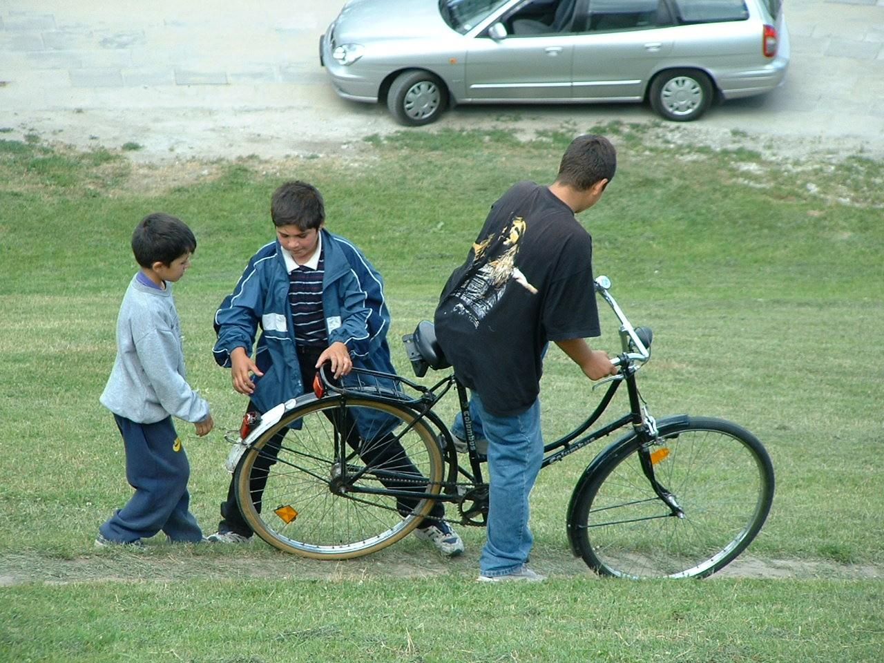 Jak przewieźć rowery samochodem?