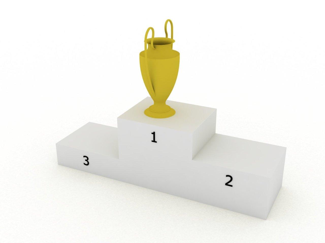 Trofea i nagrody są ważne