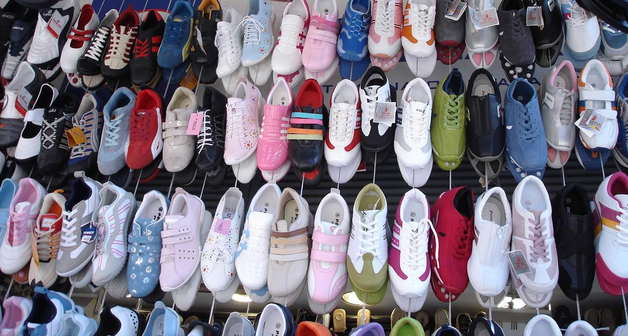 Dopasujmy obuwie do pory roku